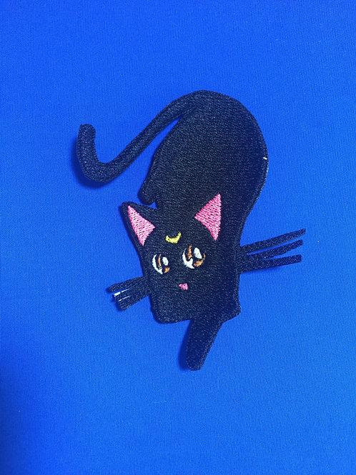 Luna / Sailor Moon 2 patch / applique