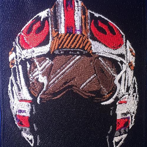 Star Wars Rebel Helmet emblem patch / applique