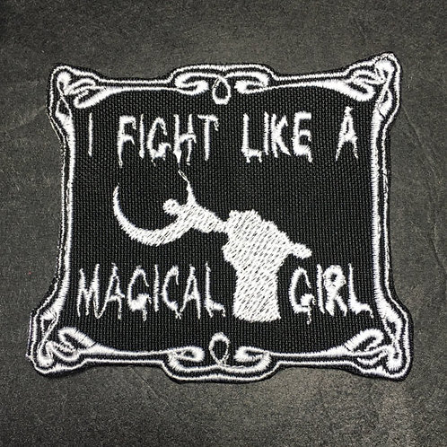 Sailor Moon / Fight Like a Girl Patch or Applique