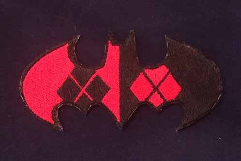 Batman - Harley Quinn Logo Patch