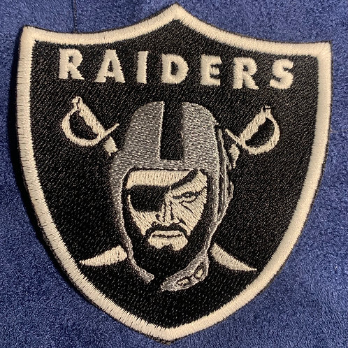 Raider Nation Shield