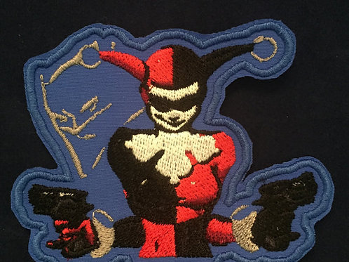 copy of Harley Quinn loaded patch