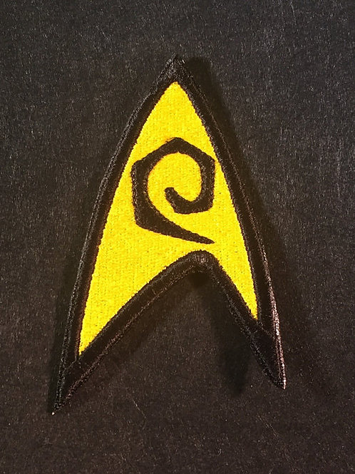 Star Trek - Engineering Insignia, Patch