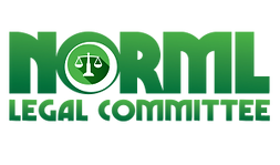 NORML Legal Committee member badge