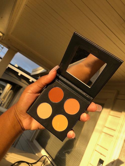 The Nude Eyeshadow Palette