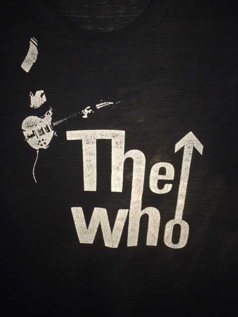 Who Tee & The BluePhish
