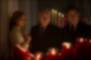 映画『ジョイ』の1シーン、左からジェニファー・ローレンス、ロバート・デ・ニーロ、エドガー・ラミレス TM & © 2015 Twentieth Century Fox Film Corporation.
