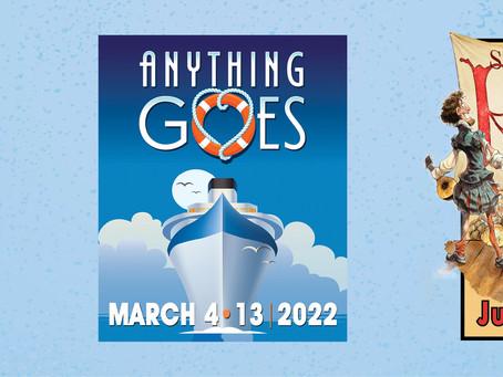 Orpheus Musical Theatre announces its 2021-2022 season