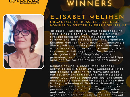 Shine on Elisabet Melihen