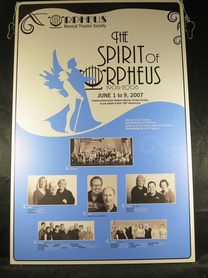 The Spirit of Orpheus