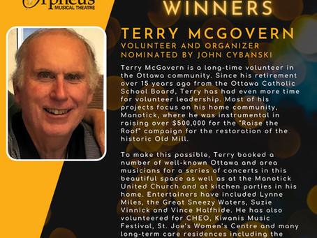 Shine on Terry McGovern