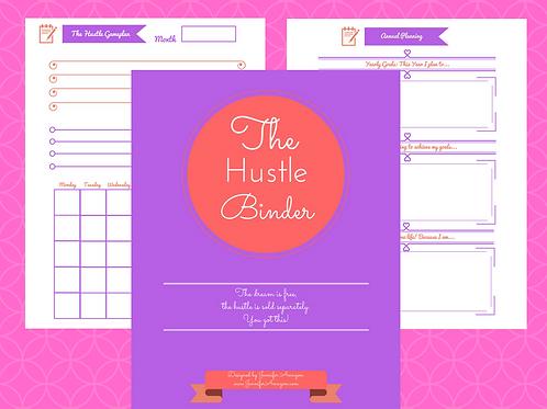 The Hustle Binder, Planning Kit for Creatives