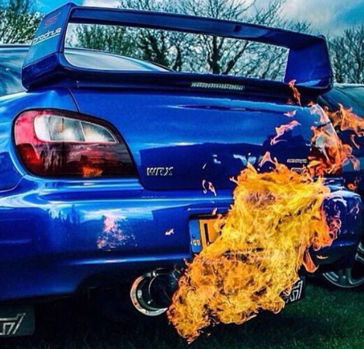 How To Make Wrx Exhaust Pop