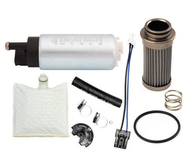 Deatschwerks DW300 Pump and Filter Kit