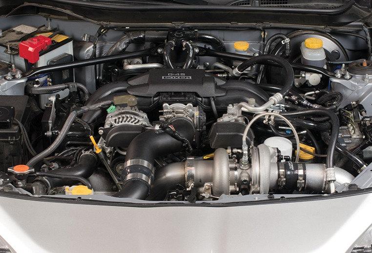 FT86 Flex Fuel Add On