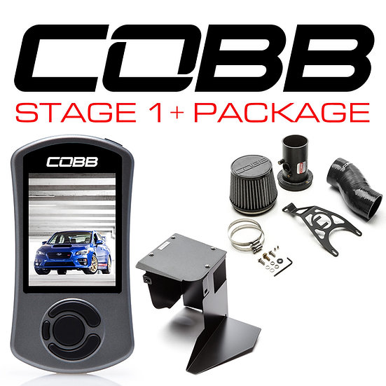 Subaru Stage 1+ Big SF Package for 2015+ STi