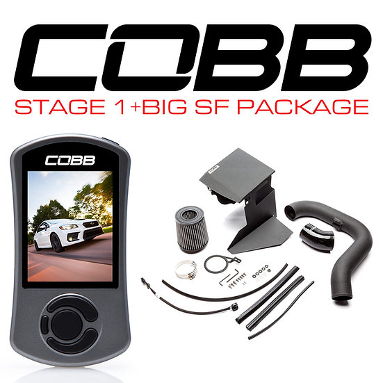 Subaru Stage 1+ Big SF Package for 2015+ WRX