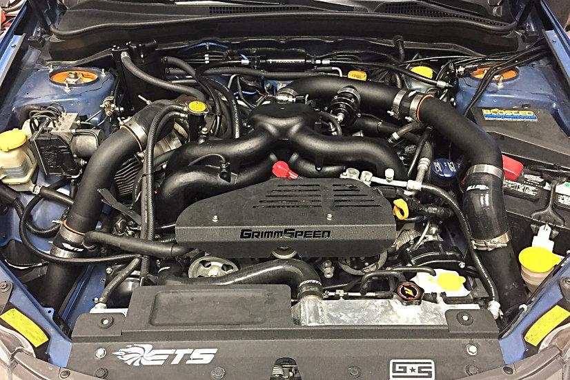Subaru EJ Rotated Turbo