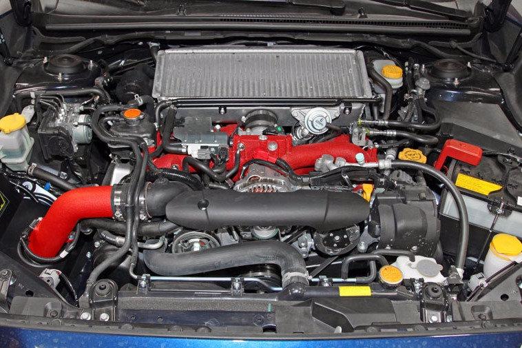 Subaru EJ Stage 2