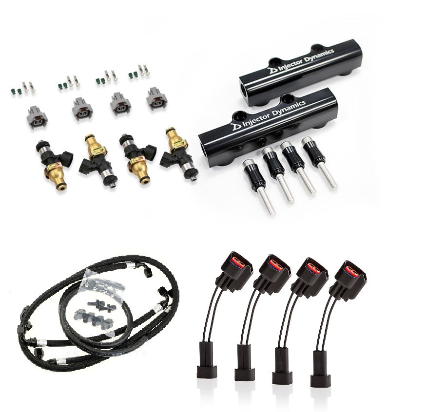 Injector Dynamics Top Feed Conversion Kit