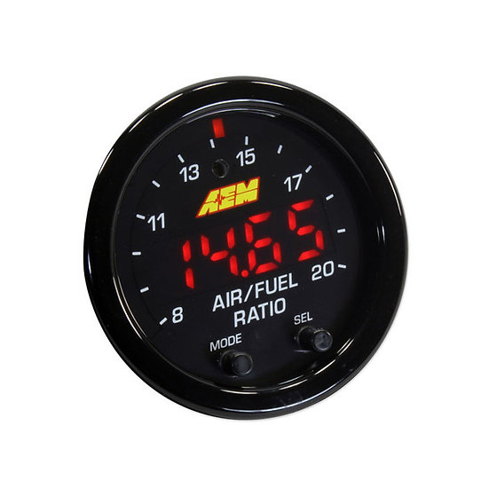 AEM UEGO X-Series Wideband Gauge