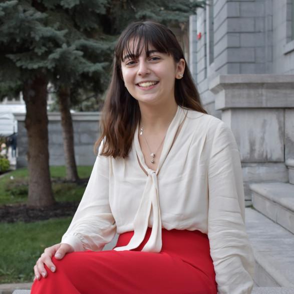 Cassie Moschella - VP Finance