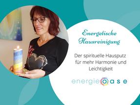 Energetische Hausreinigung - der spirituelle Hausputz für mehr Harmonie und Leichtigkeit