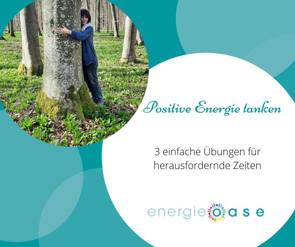 Positive Energie tanken