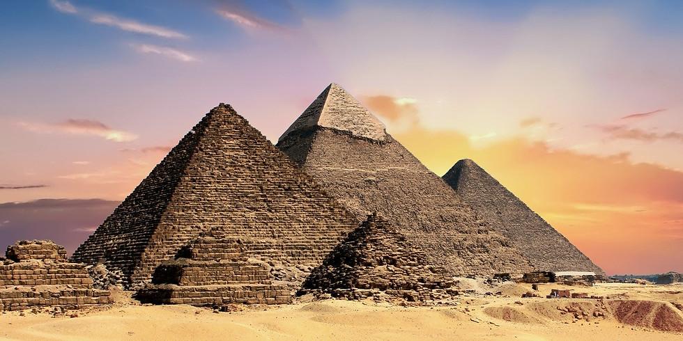 Workshop Die heiligen ägyptischen Öle