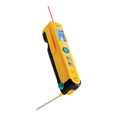 SPK3 – Rod and IR Temperature Pocket Style Tool