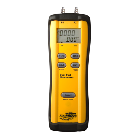 SDMN5 – Dual Port Manometer