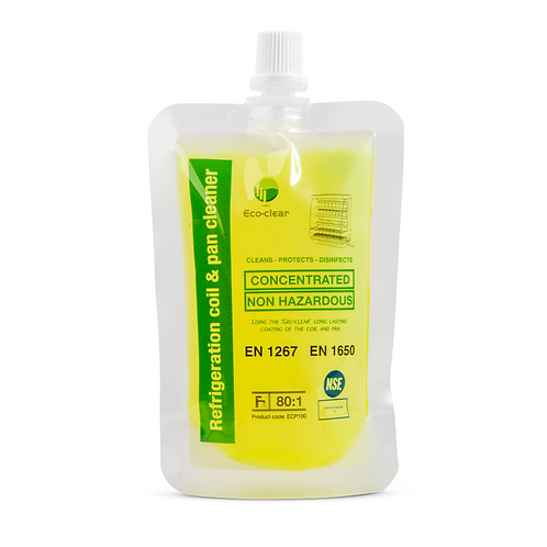 ECP100 Eco-Clear Concentrate (Single 100ml Pouch)