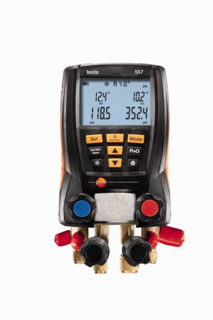 Testo 557 Digital Manifold