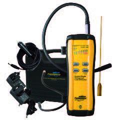 SRL8 - Heated Diode Refrigerant Leak Detector
