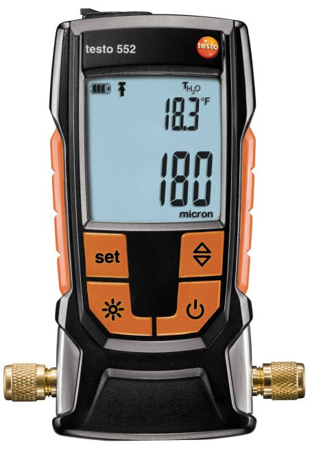 Testo 552 - Digital Vacuum Gauge (Bluetooth)