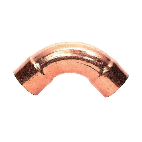 Copper Long Radius 90° Bend