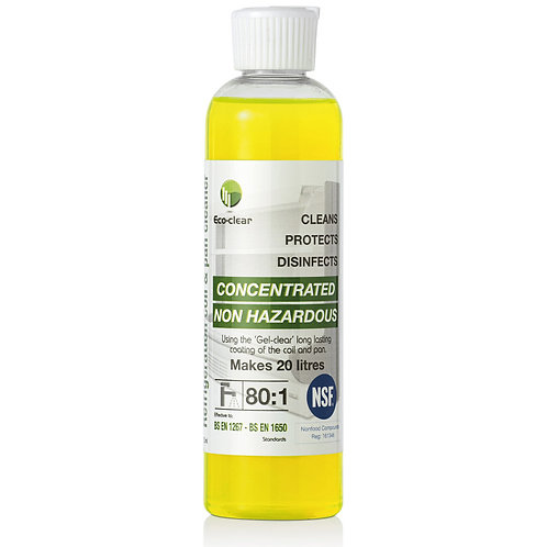ECC250 Eco-Clear Concentrate (Single 250ml)