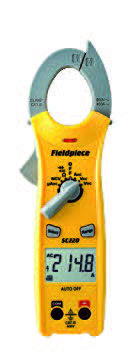 SC220 - Compact Clamp Meter