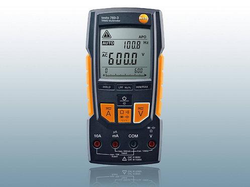 Digital Multimeter - Testo 760-3