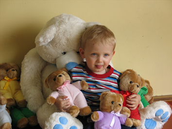 Teddies for Loving Care (TLC)