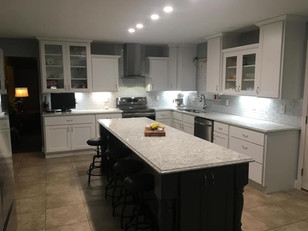 Residental Kitchen Lighting