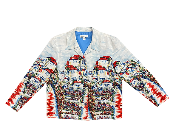 Archive Coldwater Villa All-over Print Jacket
