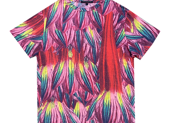 Archive Christopher Kane Feather Motif Tee