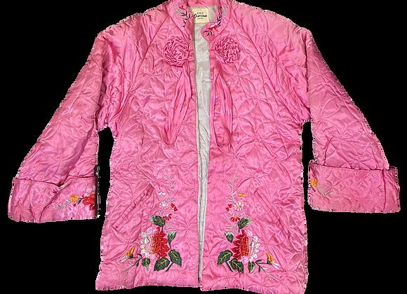 Archive Floral Motif Kimono