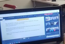 live stream class 2