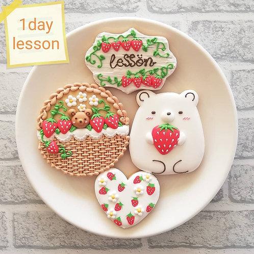 アイシングクッキー(4月・5月)