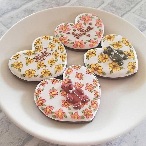 アイシングクッキー(3月)