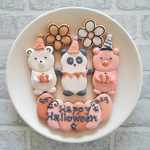 アイシングクッキー(10月)