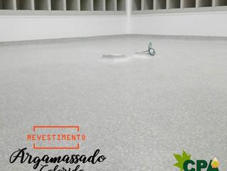 Argamassado Quartzo Colorido | CPA Brasil