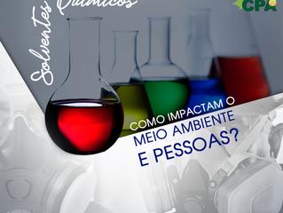 O que é Solvente Químico? E como impactam no Meio Ambiente e em Pessoas?